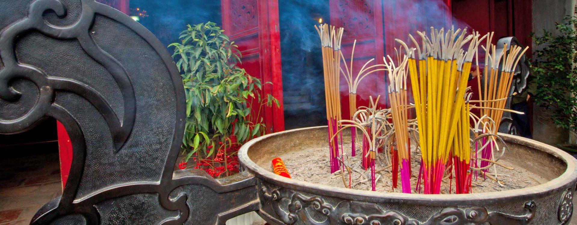 Ngoc San tempel, Hanoi
