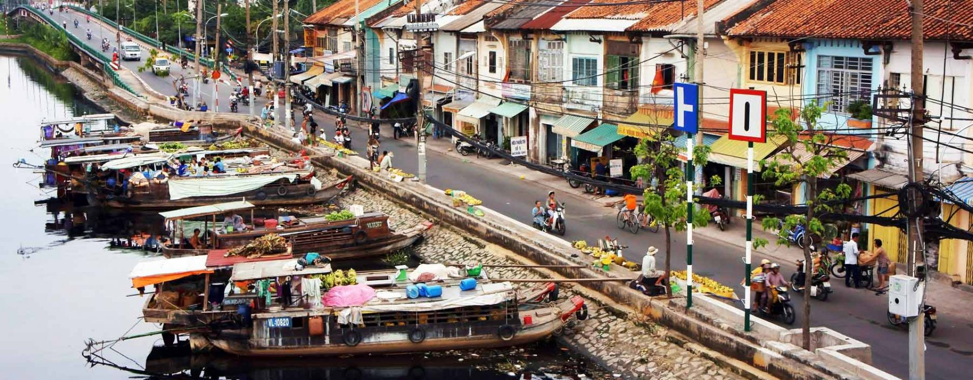 Riverside, Ho Chi Minh City