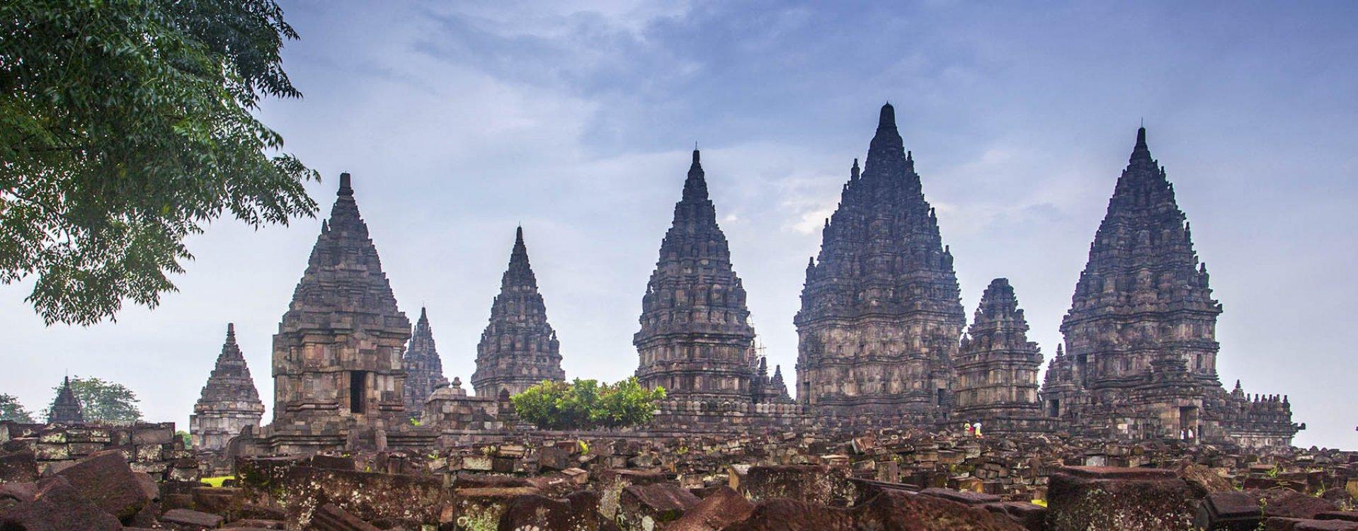 Candi Prambanan, Jogjakarta, Java