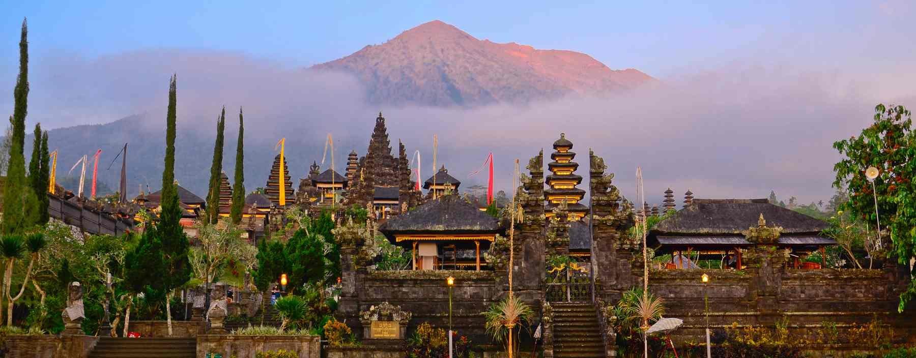 Pura Besakih tempel, Bali