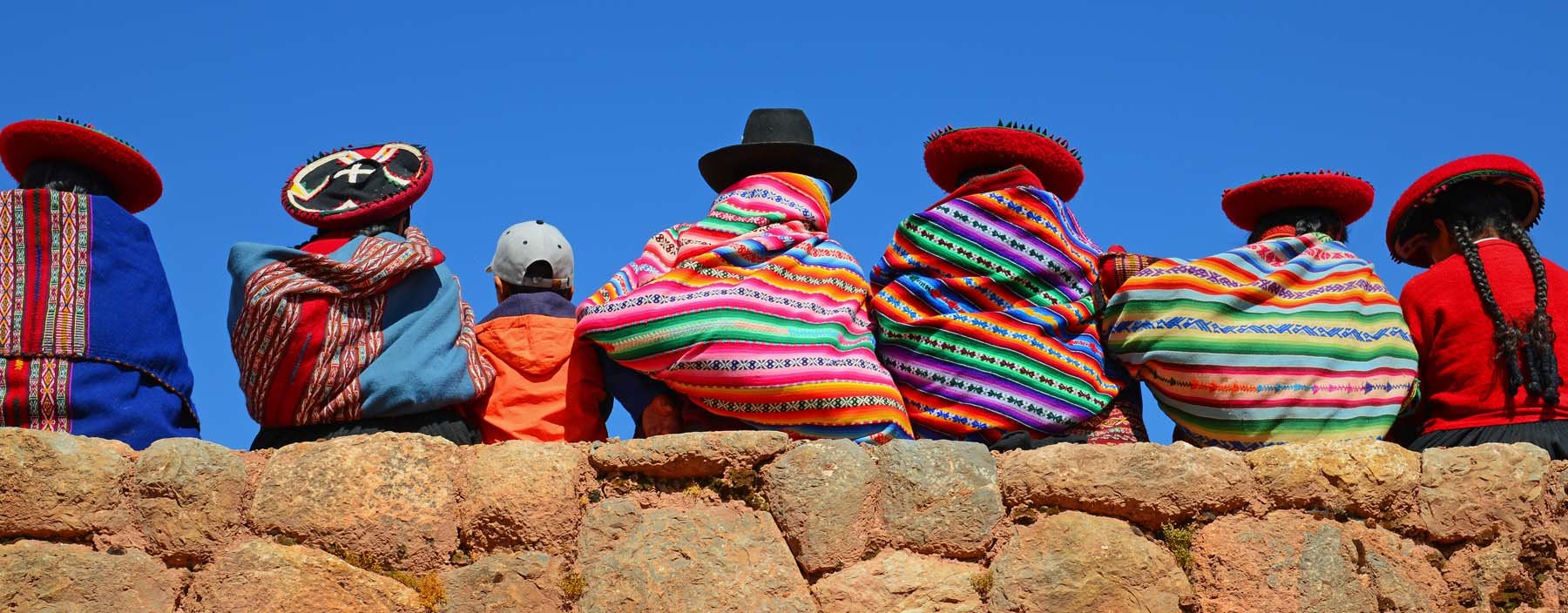 Peruaanse kledij