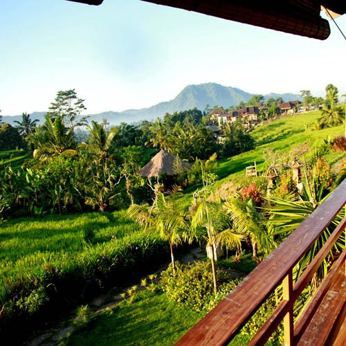 Sawah Indah Villa, Sidemen, Bali, Indonesië