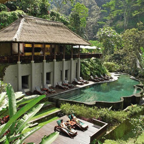 Maya Ubud, Ubud, Bali, Indonesië