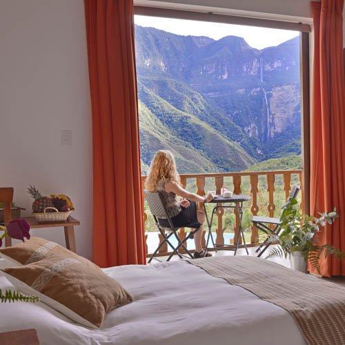 Gocta Andes Lodge, Chachapoyas, Peru