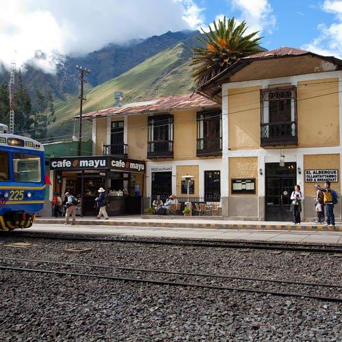 El Albergue Ollantaytambo, Heilige Vallei, Peru