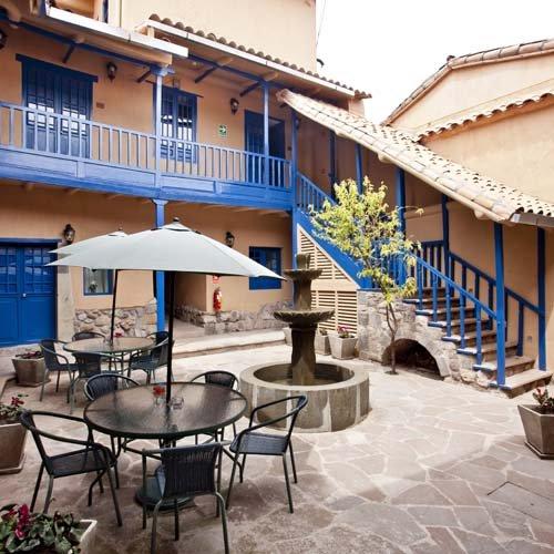 Tierra Viva Saphi, Cuzco, Peru