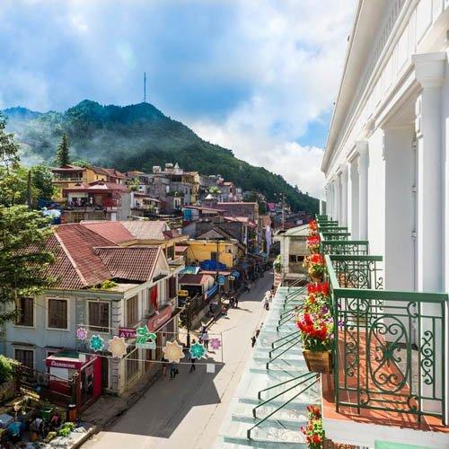 Vietnam, Sapa, Sapa Resort