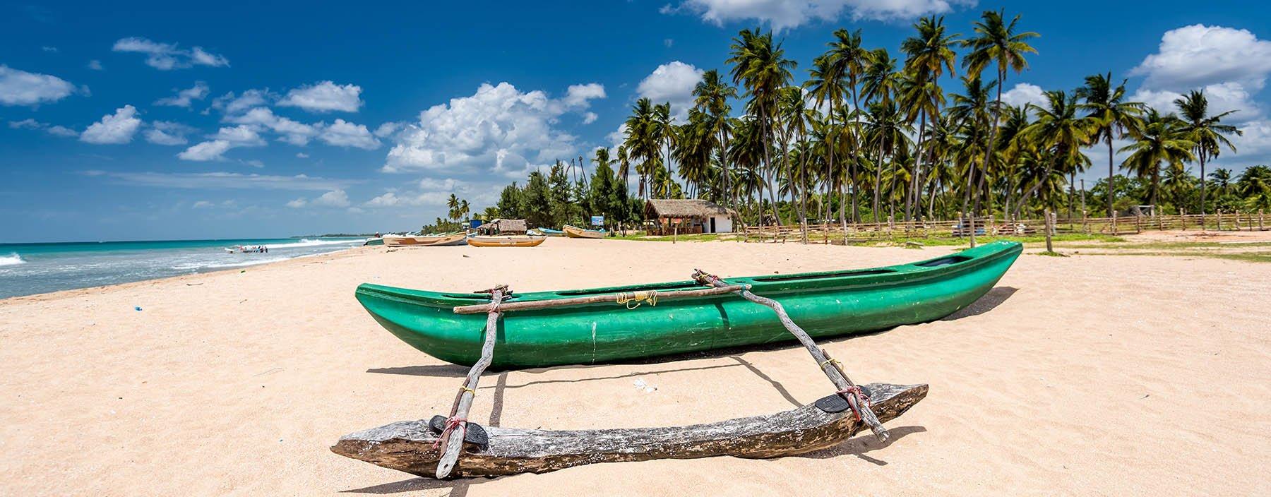 Sri Lanka, strand Trincomalee