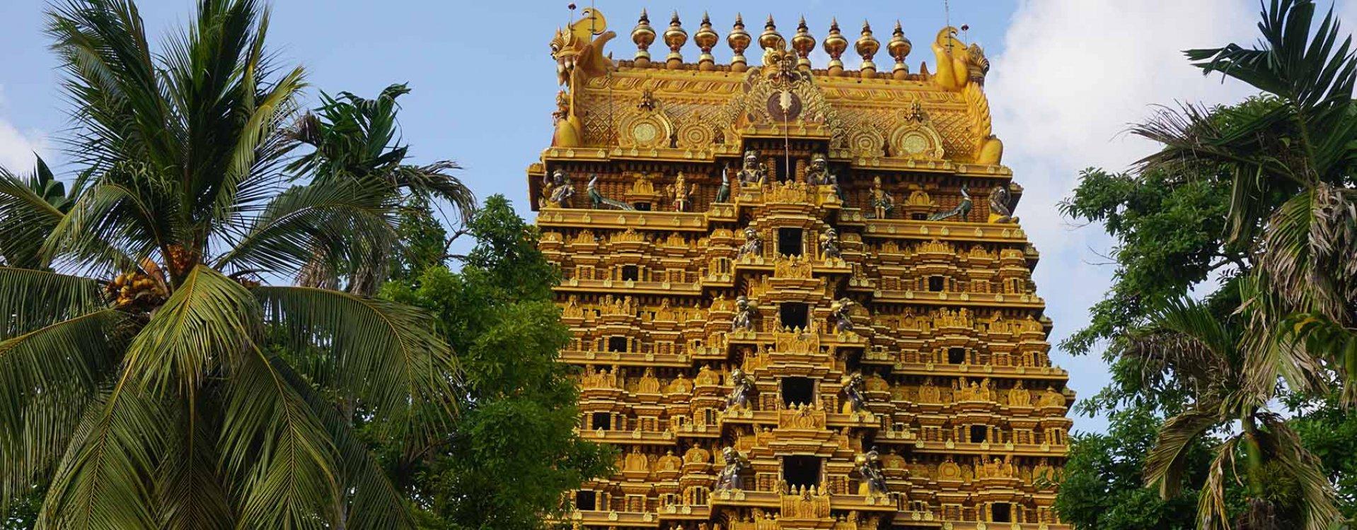 Tempel in Jaffna
