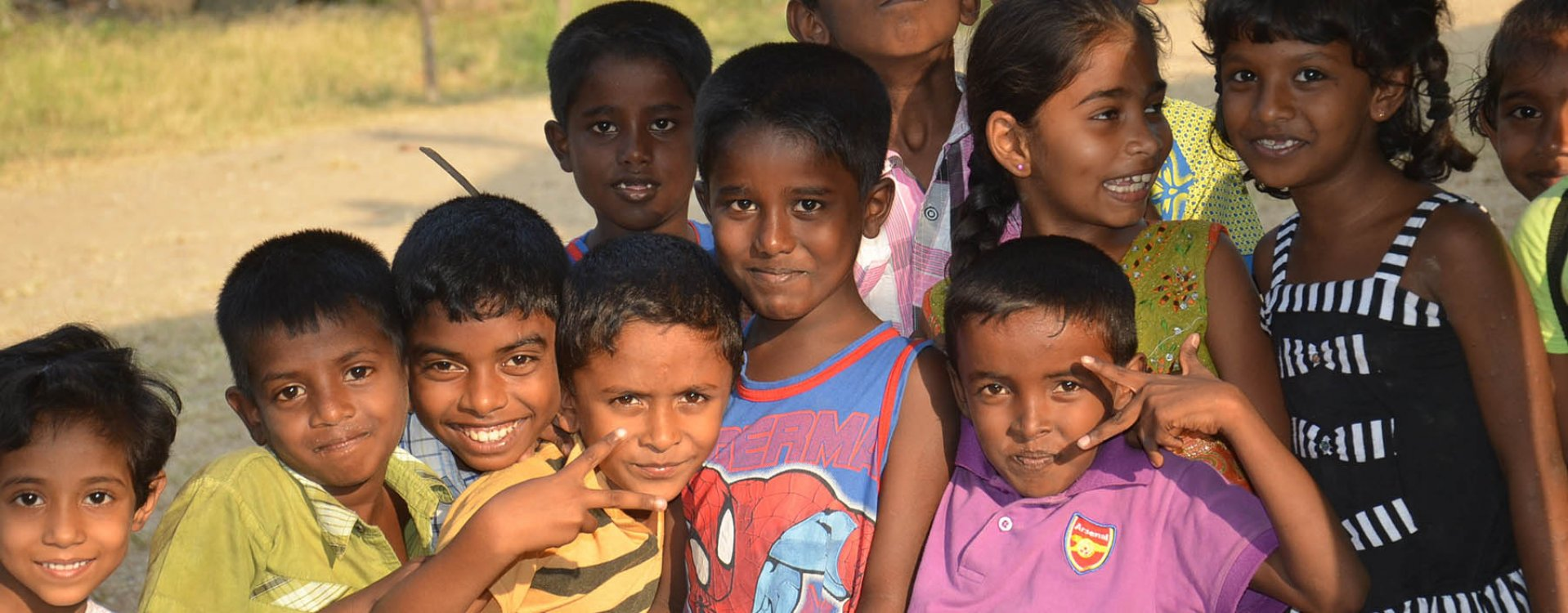 Sri Lankaanse kinderen