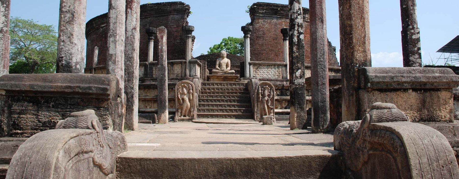 Ruïnes van Polonnaruwa