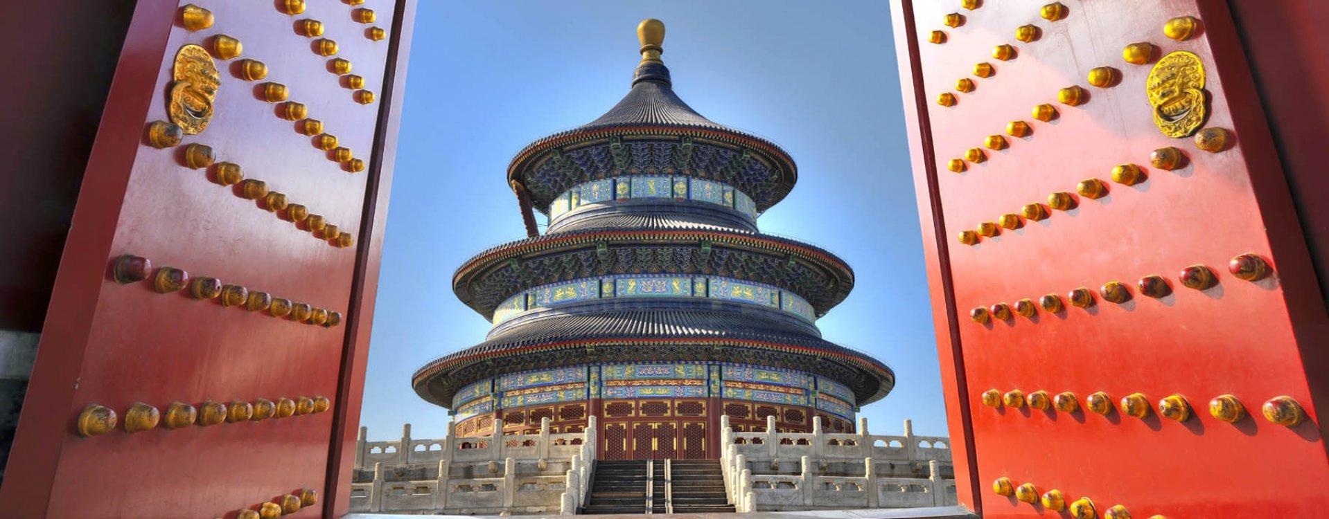 Beijing, Tempel van de Hemel