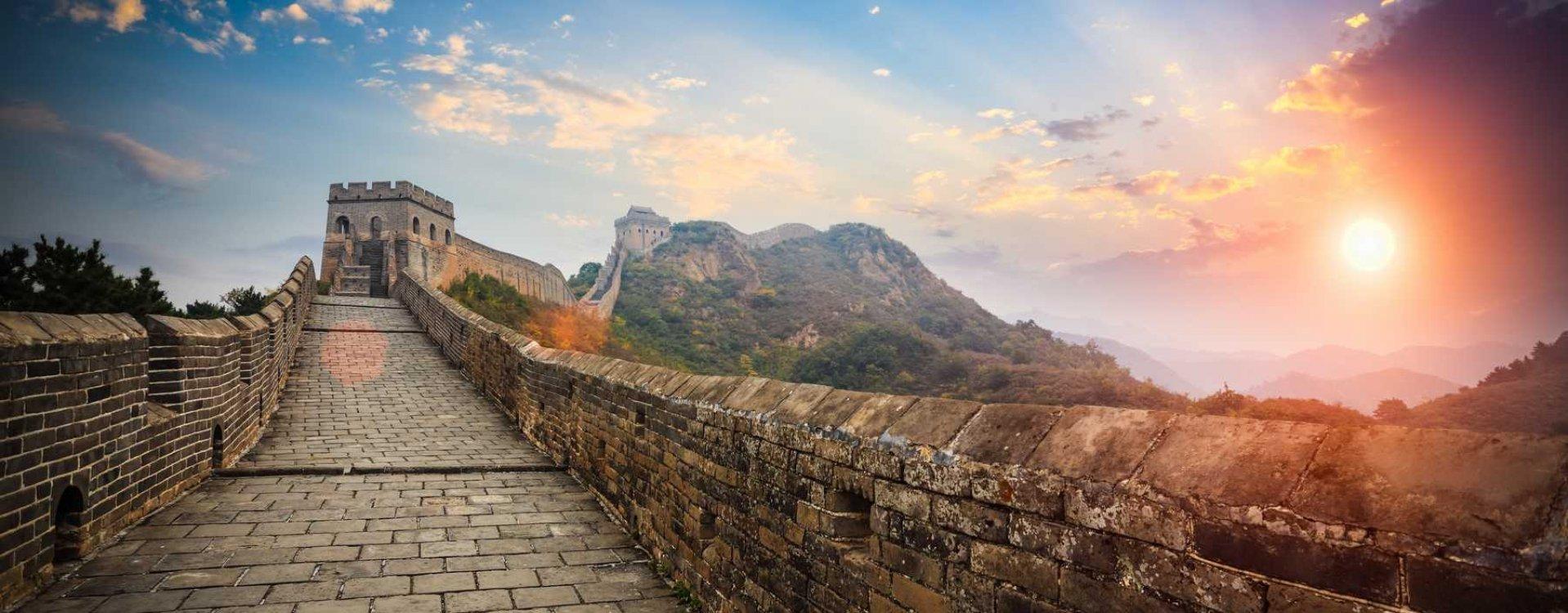 De Grote Muur, Beijing