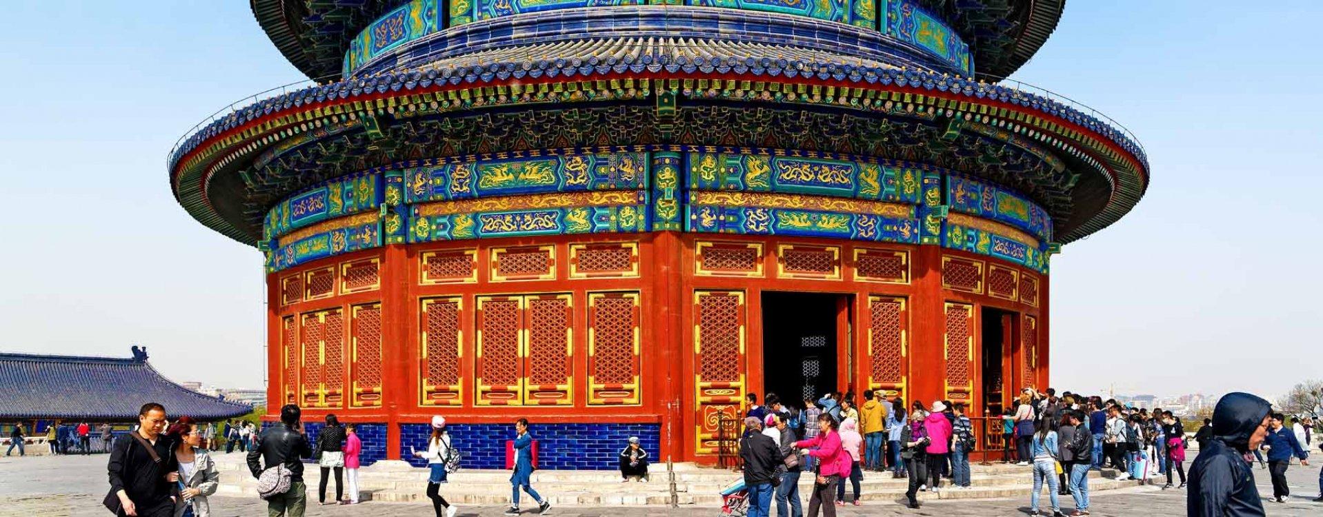 Tempel van de Hemel in Beijing