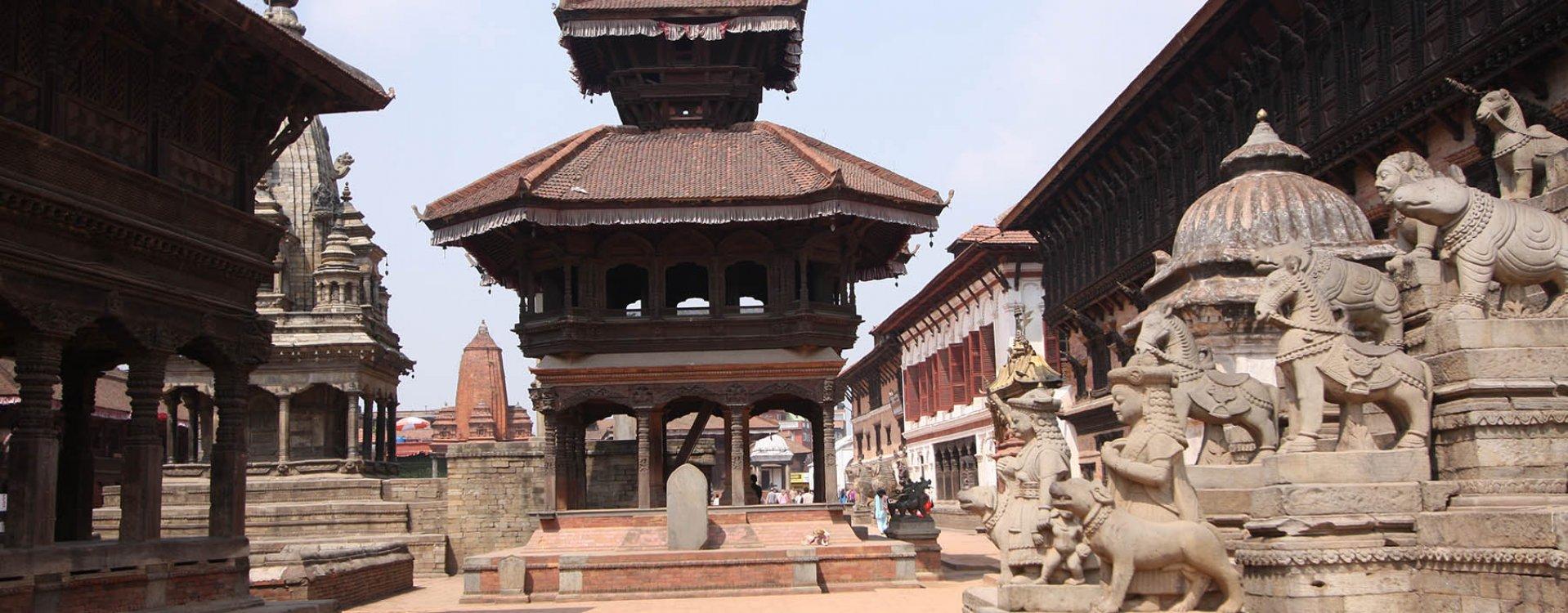 Koningsstad Bhaktapur