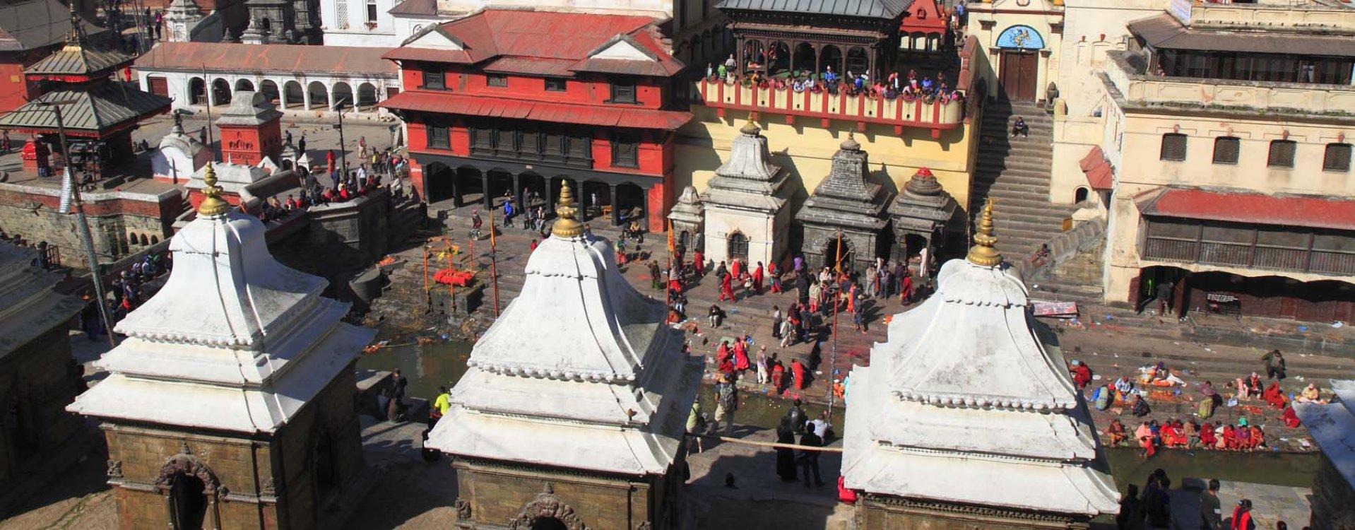 Kathmandu, Pashipatinath tempel