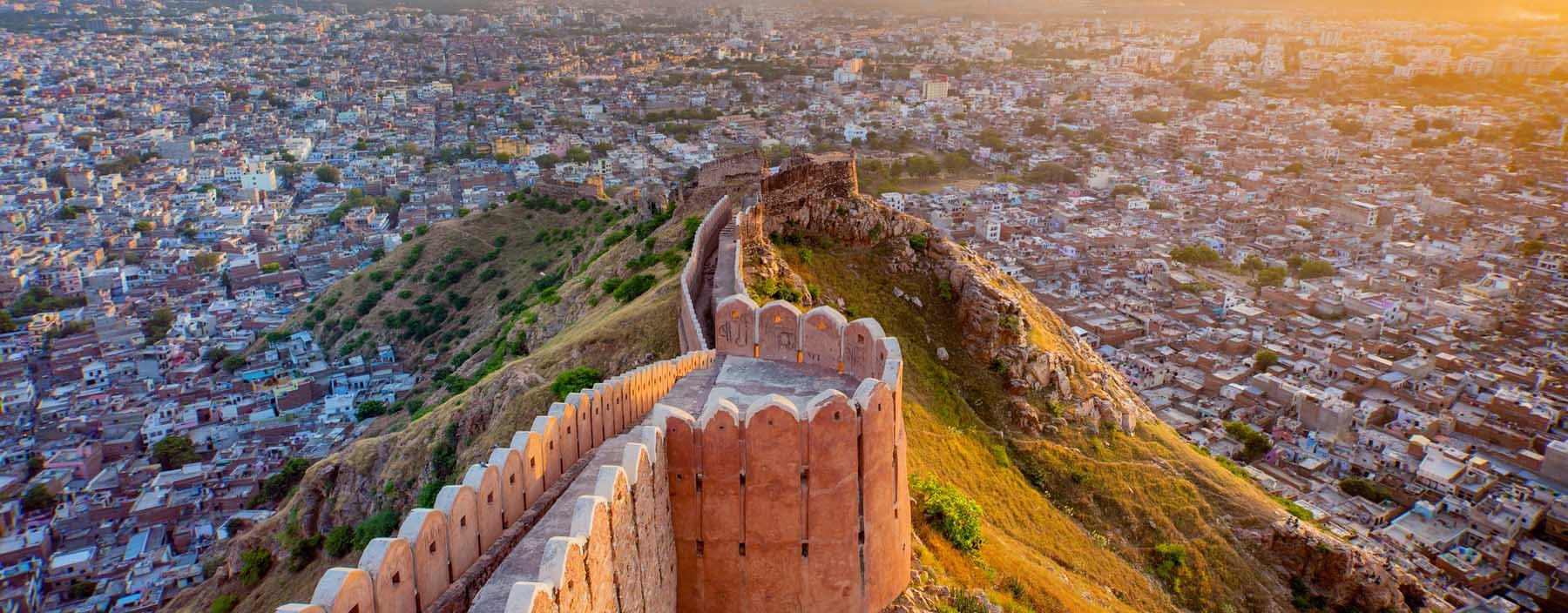 in, jaipur, view of from nahargarh fort.jpg
