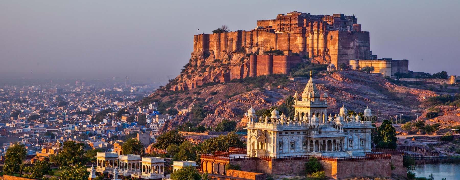 in, jodhpur, mehrangarh fort and jaswant thada mausoleum.jpg