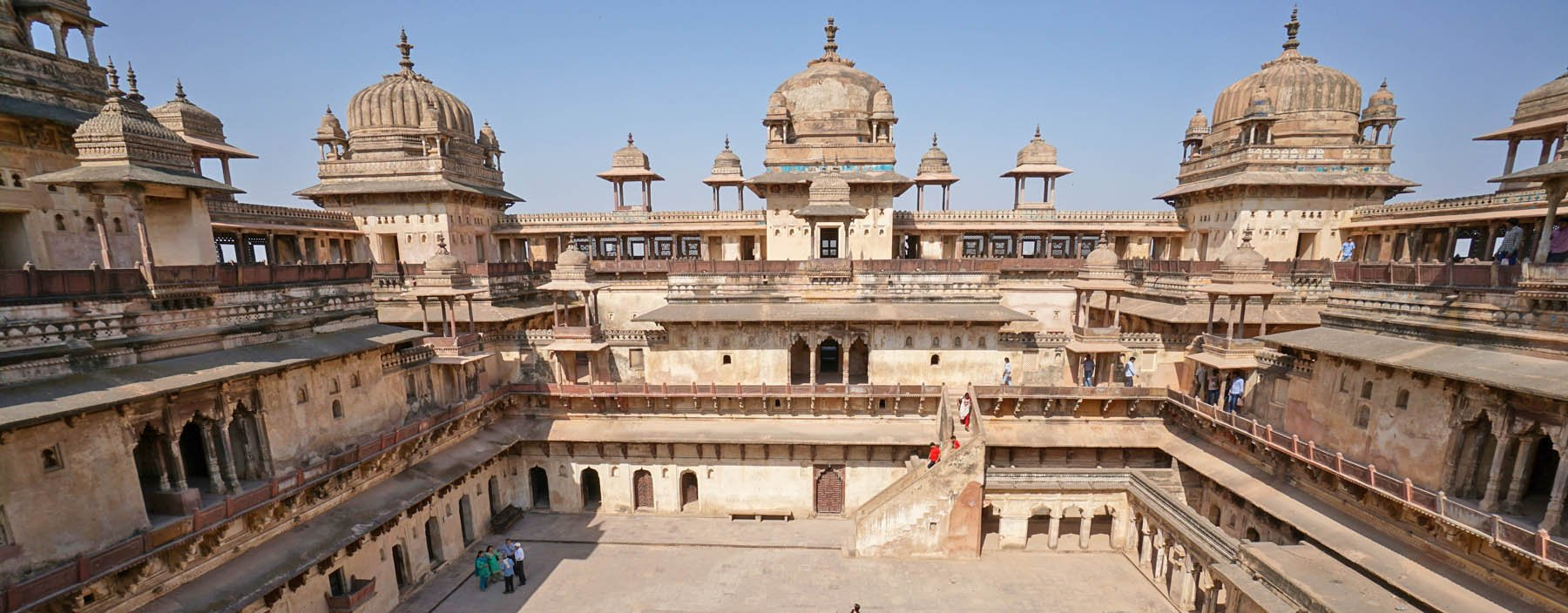 in, orchha, the orchha fort.jpg