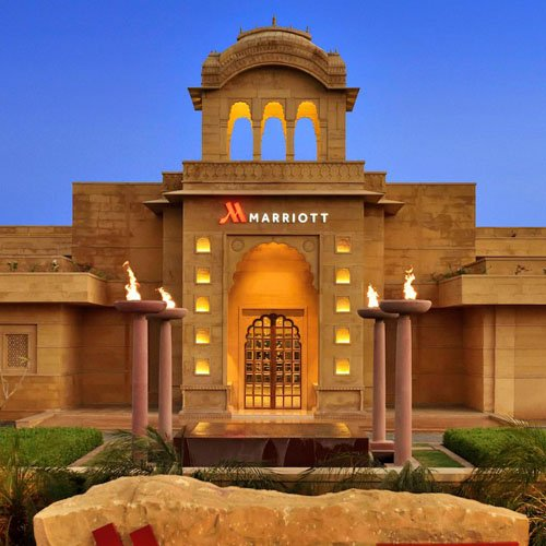 Marriott, Jaisalmer, India