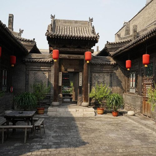 Yide Guesthouse, Pingyao, China