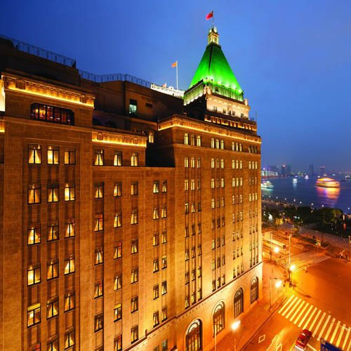 Fairmont Peace, Shanghai, China
