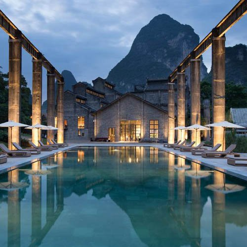 Alila, Yangshuo, China