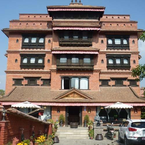 Badgeon Guesthouse, Kathmandu, Nepal