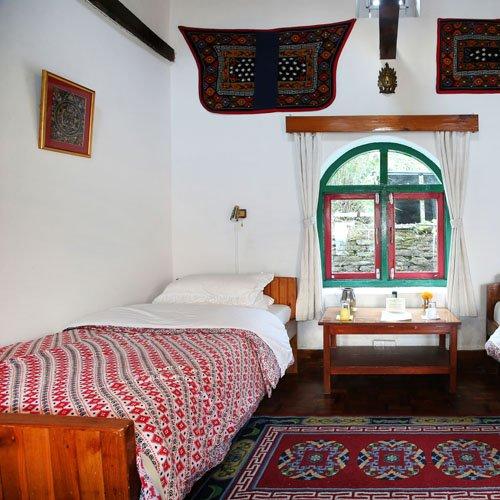 Gurung Lodge, Annapurna's, Nepal