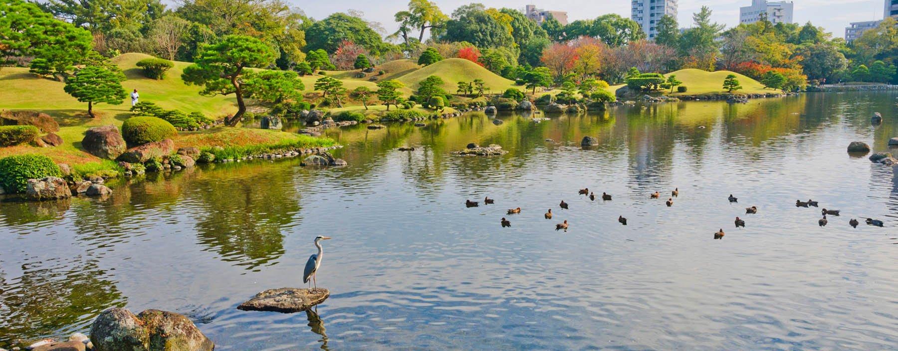 jp, kumamoto, suizenji tuin.jpg
