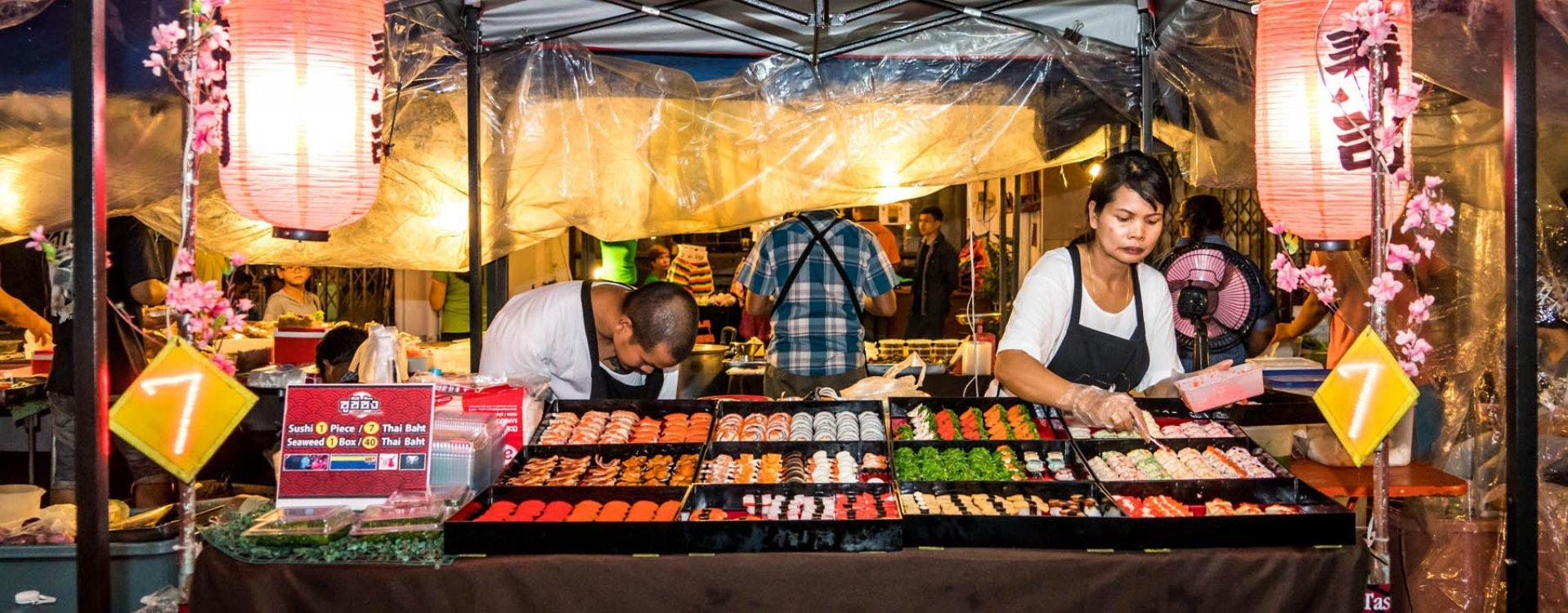 Nightmarket, Phuket