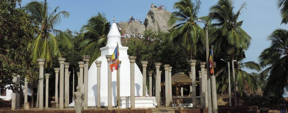 LK, Sri Lanka, Mihintale