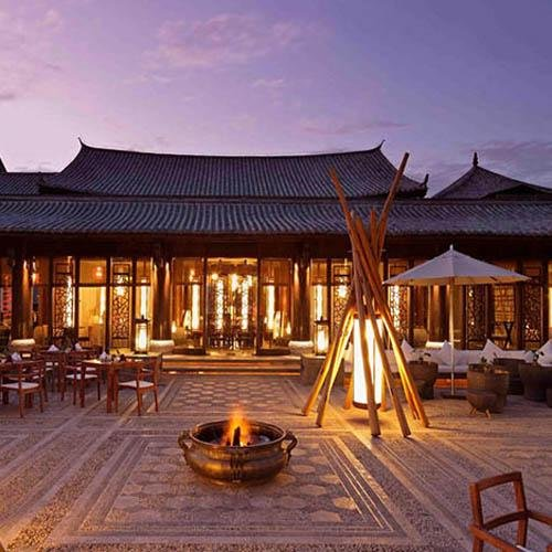 Intercontinental, Lijiang, China